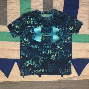 3 for $20 SALE Under Armor Boys Dry Fit Shirt
